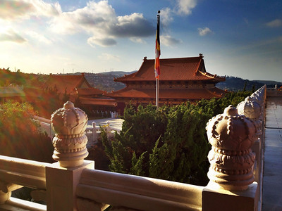 Buddhist temple... Yes I know your mind is blown.