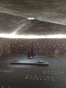 Yad Vashem: holocaust museum.
