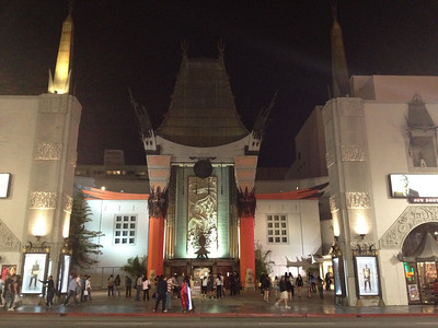 Evangelism in Hollywood.