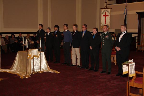 DeMolay Honors Night 11-5-11