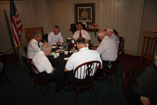 GM Walbridge speaks at Murat Shrine Caravan Club 9-1-11