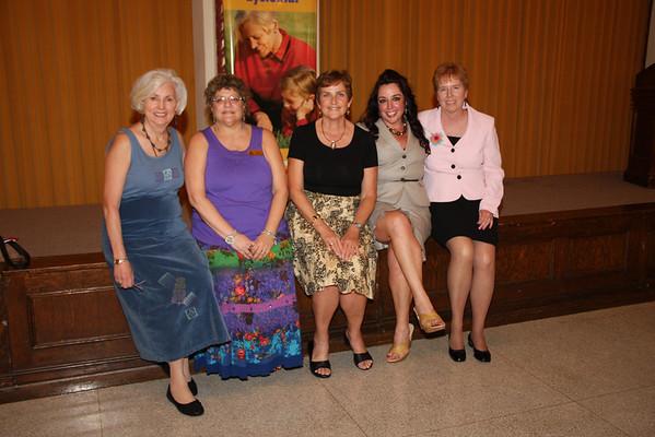 Ladies Tea - Indpls Children's Dyslexia Center 5/12/2012