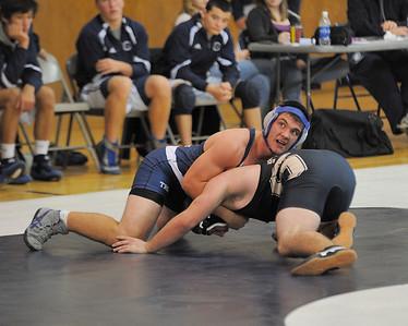 Wrestling - Varsity
