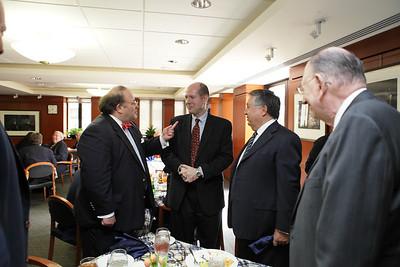2012 Clerkship Office Hosts Federal Judges