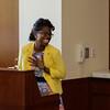 Tasha Williams, President of the Law Association for Women at GW Law