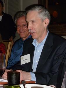 Alumni Dinner: OFPP's Mathew Blum