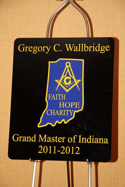 Grand Master's Reception 8-6-11