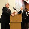Rep. Barney Frank (D-Mass.) and Dean Paul Schiff Berman
