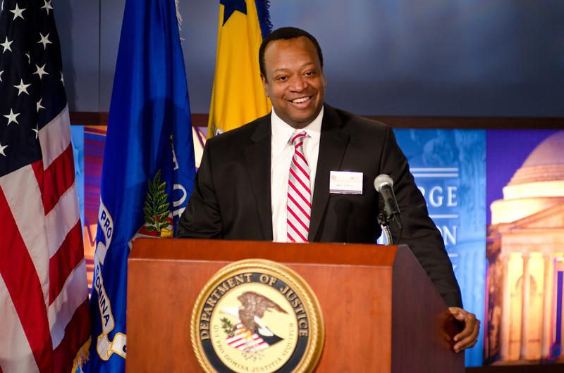 GW Law Professor Roger Fairfax