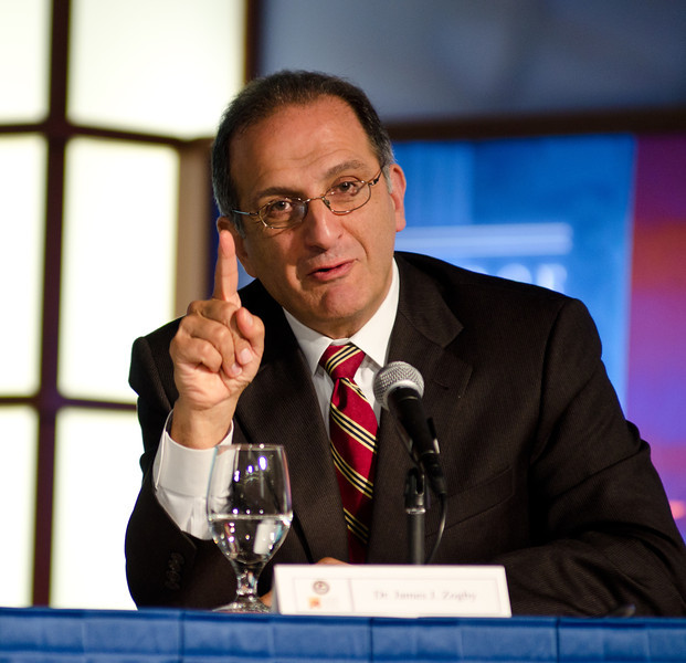 Dr. James Zogby, Founder and President, Arab American Institute