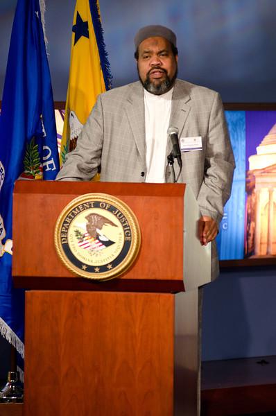 Imam Mohamed Magid, President, Islamic Society of North America