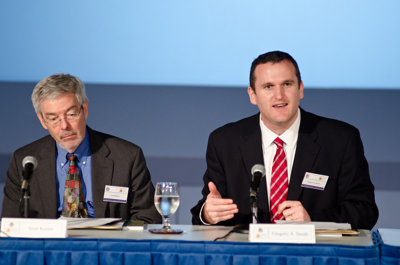 Scott Keeter (Director of Survey Research, Pew Research Center) and Gregory Smith