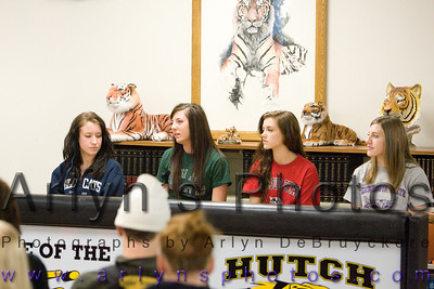 Fall Sports Signings