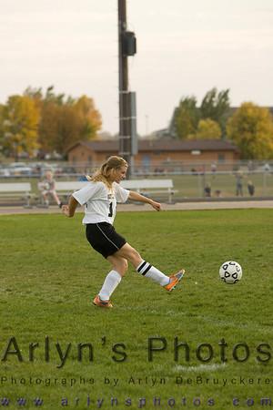 Girls Soccer vs Mound West Tonka