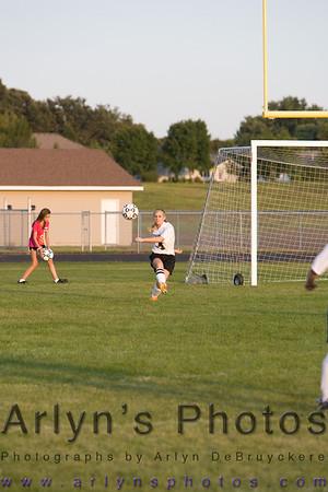 Girls Soccer vs Orono