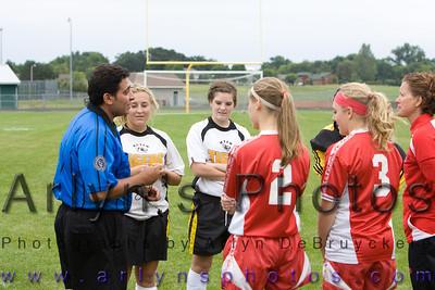 Girls Soccer vs Willmar