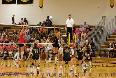 Hutchinson Volleyball vs Willmar