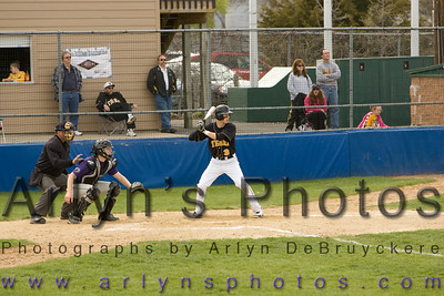 Hutch Baseball vs GSL