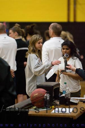 Hutch Girls Basketball vs Orono