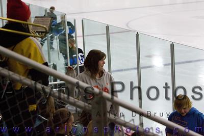 Hutch Girls Hockey vs St. Peter II