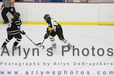 Hutch Girls Hockey vs Mound West Tonka