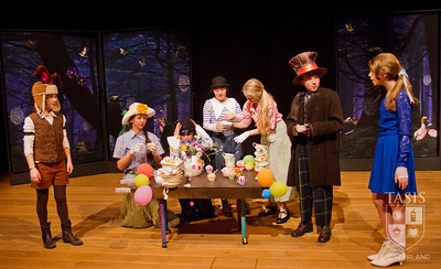 Spring Middle School Musical - Alice in Wonderland Jr.