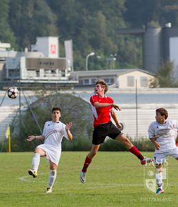 Boys League Soccer