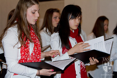 The Christmas Service