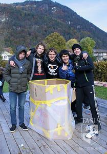Swiss Adventure - 9th Grade Trip
