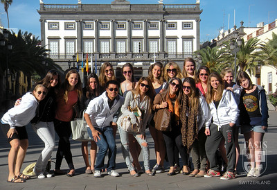 Grils Volleyball Teams in the Canary Islands