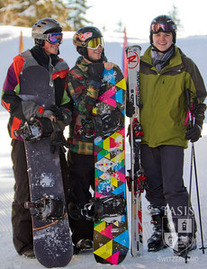 HS Ski Week - Crans Montana