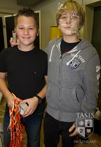 MS Service Learning  - Fall Festival