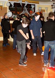 MS Halloween Dance