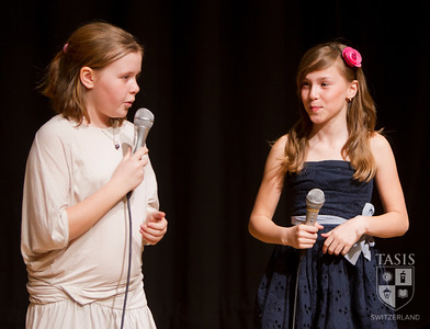 Middle School Talent Show