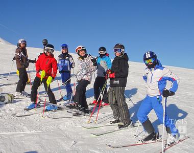 TASIS MS Ski Week 2012 - La Tzoumaz