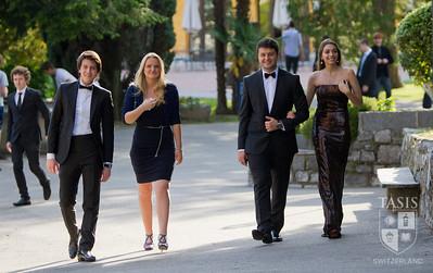 Prom at TASIS