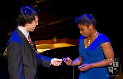 HS Spring Musical Cabaret 2012