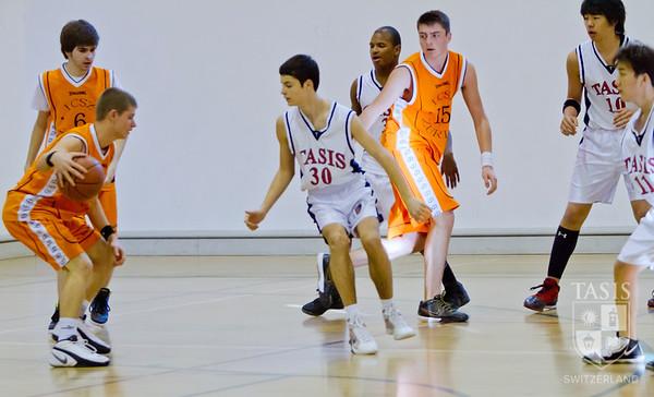 TASIS Boys Basketball Tournament