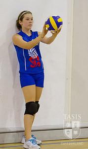 TASIS Girls Volleyball Tournament 2011