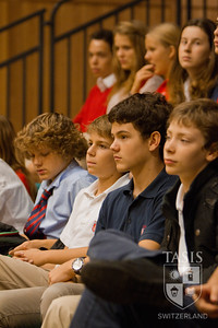 The Academic Day at TASIS