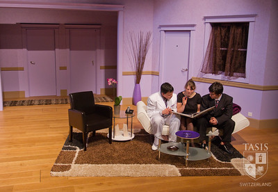 The Odd Couple - Fall Theater Production 2011