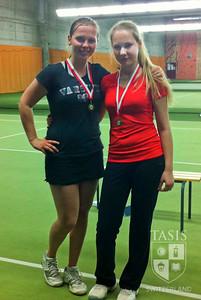 SGIS Women's Doubles Champions!