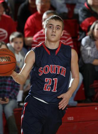 Parkersburg vs Parkersburg South JV Basketball