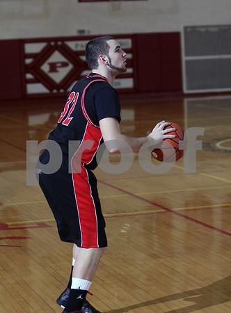 Parkersburg vs St. Albans JV Basketball