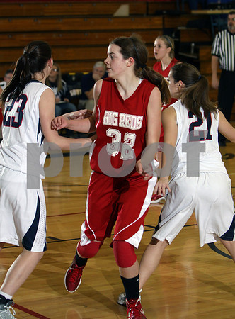 Girl's JV Basketball
