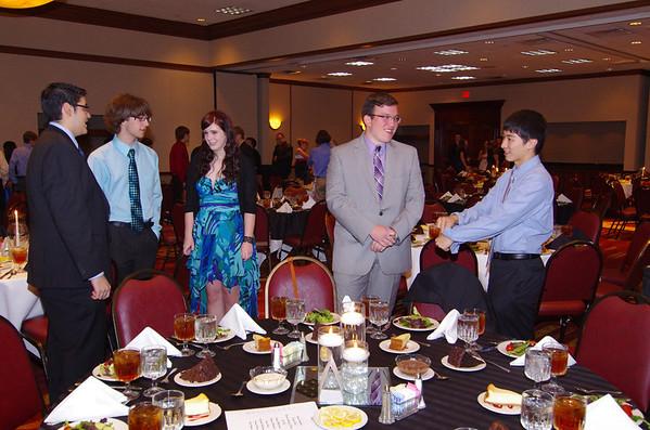 2012 Band Banquet