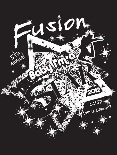 Dance Fusion Program Cover