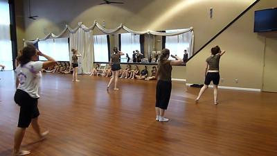 Spring Trip Dance Class Videos