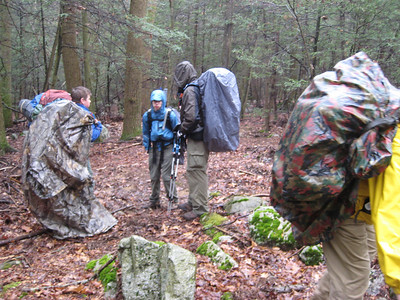 Backpacking - Survival Weekend