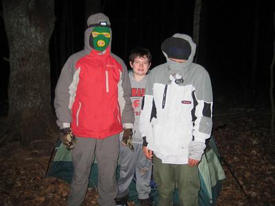 Shenandoah National Park Backpacking Trip